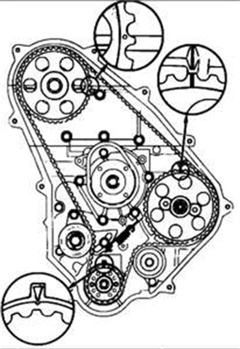 1985 toyota hilux 2.4diesel timing belt settings - Fixya