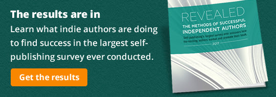 The results are in Learn what indie authors are doing to find success in the largest self-publishing survey ever conducted.
