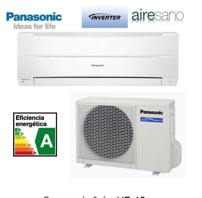 Aire acondicionado split aire acondicionado panasonic precio for Aire acondicionado kosner opiniones