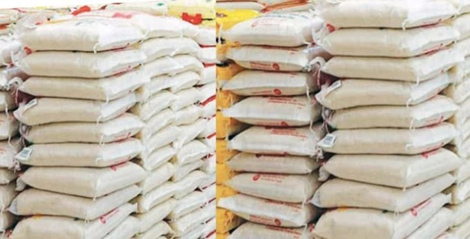 #NEWS: Local rice now selling for over N21,000 per bag in Lagos markets.