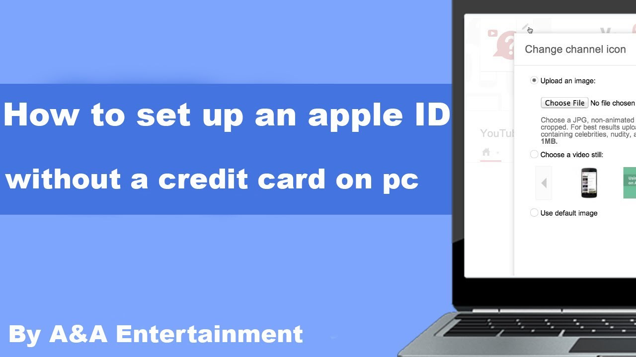 How to set up an apple ID without a credit card on ...