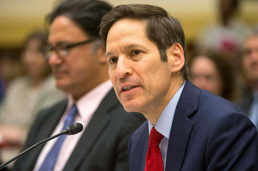 CDC Chief Tom Frieden Confronts Ebola Crisis Cool and Collected