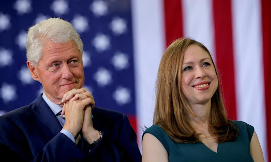 Chelsea Clinton to Be Honored at 'Power of Women' Gala