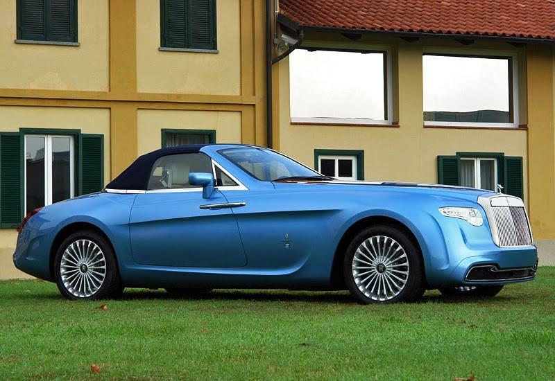 Rolls-Royce Hyperion. автомобили, эксклюзив