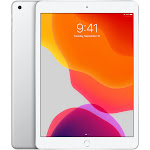 "Apple iPad 10.2"" (7th Gen - 2019) WiFi Only 32GB Factory Unlocked International Model - Silver by NGP STORE USA"