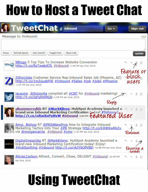 Twitter Marketing Strategy — Tweetchat Hosting in Ten Easy Steps | Scalable...