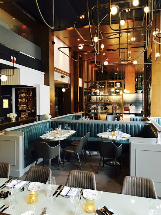 Victor Restaurant at Le Germain Hotel Toronto Gets a New Look