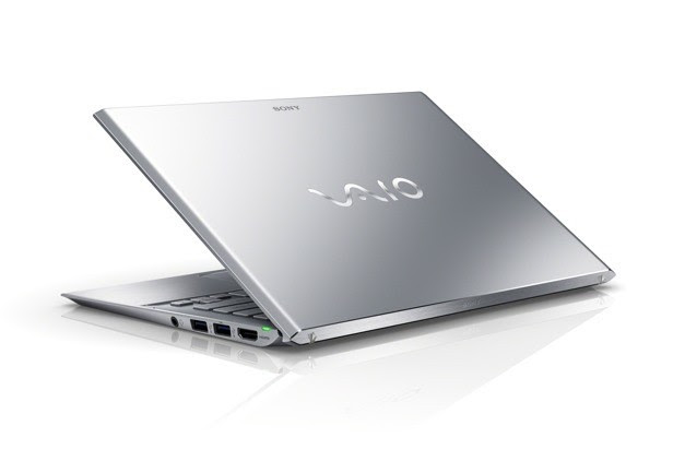 Sony's VAIO Pro Ultrabooks weigh as little as 1.92 pounds, ship June 9th from $1,150