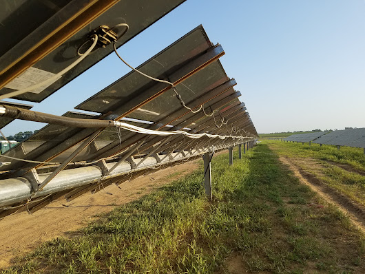 Solar engineering advancements contributing to reduced costs on large-scale projects