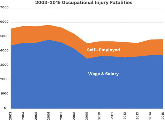 Fatal Work Injuries 2015 | Worker Injury