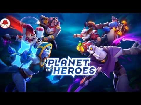 Planet of Heroes Moba Yayınlandı