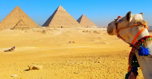 What To Do In Cairo After You've Seen The Giza Pyramids