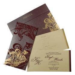 Wedding Cards in Kolkata, West Bengal   Get Latest Price