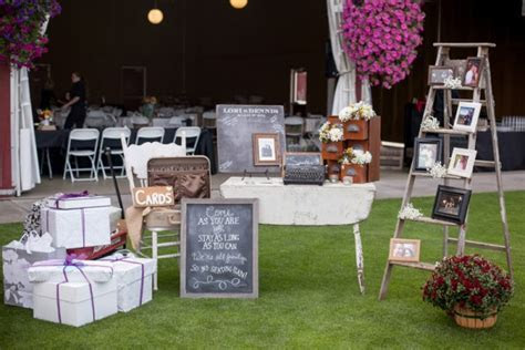 Real Wedding: Rustic Wedding at Langdon Farms
