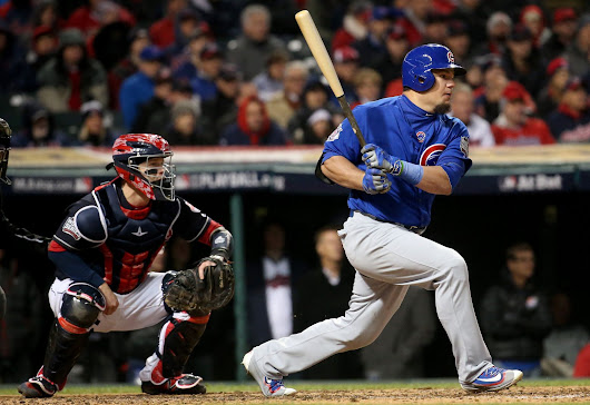 Cubs beat Indians, even World Series at 1-1