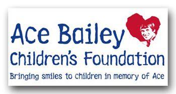 Ace Bailey Children's Foundation logo