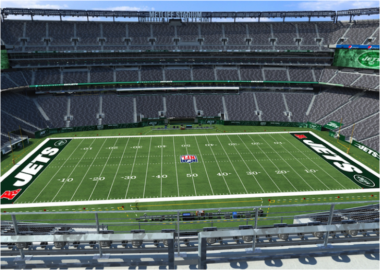 Best Seats At MetLife Stadium