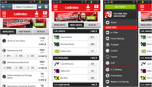 Ladbrokes Mobile App - How To Download & Install