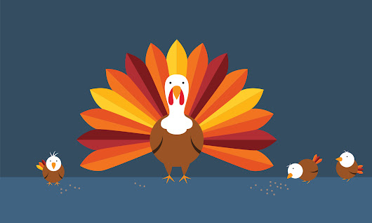 An introduction to Google Trends... and turkeys | Neglia Design Inc.