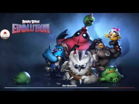 Angry Birds Evolution Gameplay