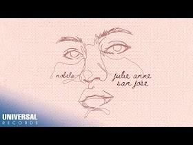 Nobela by Julie Anne San Jose [Official Lyric Video]
