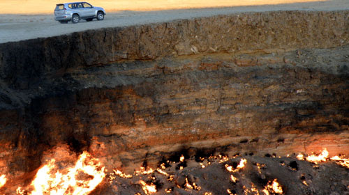 doortohell 10 Amazing Places On Earth