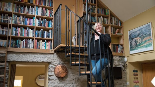 The Story of Home: the crime writer at the heart of the Dublin Mountains