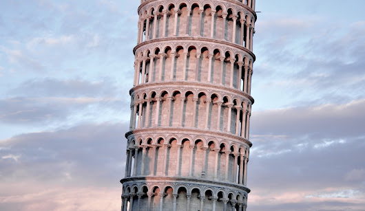 Public Domain Images - Architecture Attraction Italian Italy Landmark Leaning Tower of Pisa - Public Domain Images | Free Stock Photos