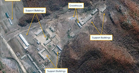 In North Korea, Missile Bases Suggest a Great Deception