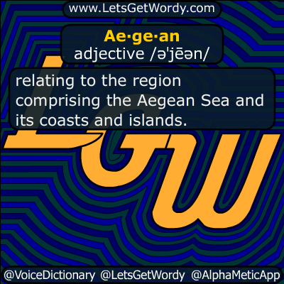 Aegean 08/10/2018 GFX Definition