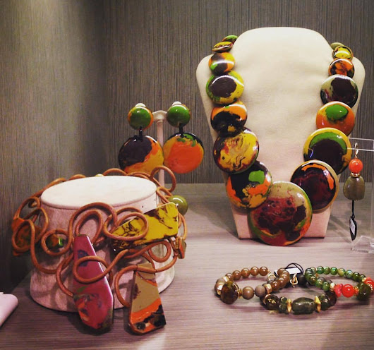 "Cillabijoux - Roma - New collection ""Camouflage Bijoux"" now at..."
