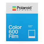 Polaroid Originals Color 600 Instant Film, White - 8 count