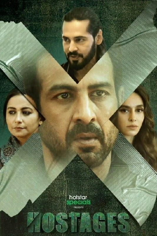Hostages Season 02 (2020) 480p 720p Web-DL Hindi | Hotstar Series