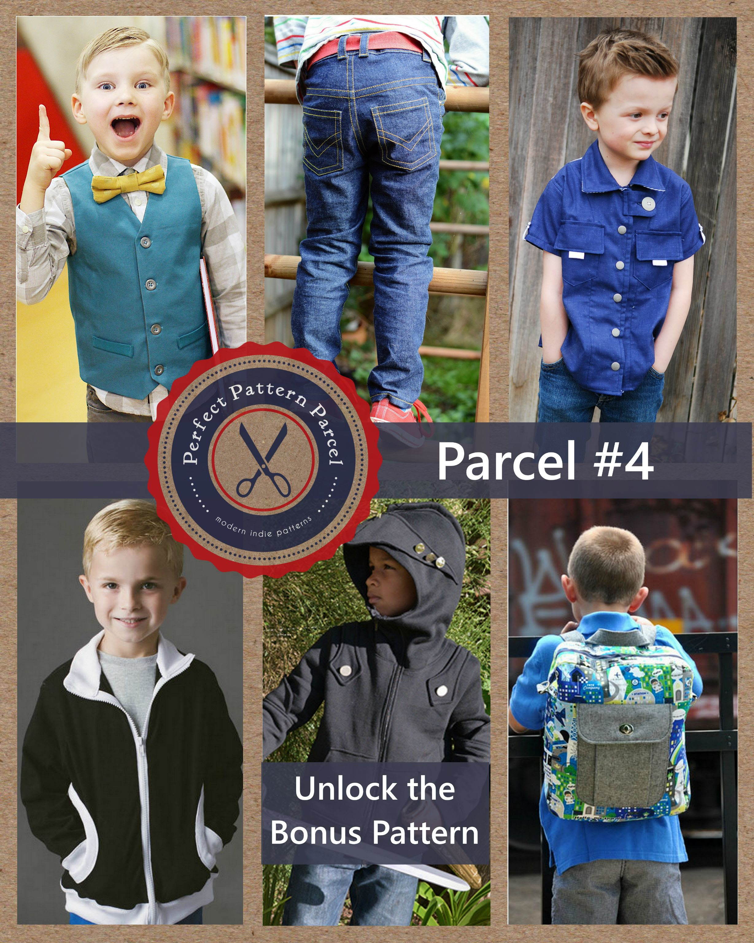 Pattern Parcel #4