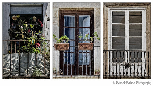 Sicilian Balconies: A Visual Reminder of Increasing Isolation