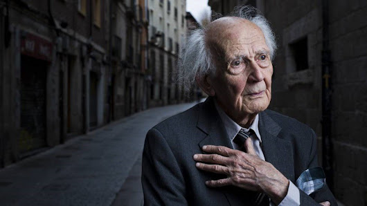 "Interview:  Zygmunt Bauman: ""Social media are a trap"" 