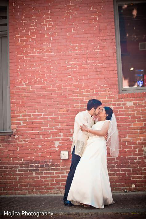 Portraits in Wichita, KS Indian Fusion Wedding by Mojica