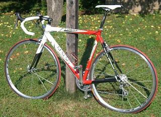My new race bike