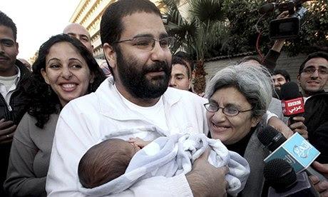 Alaa Abd El Fattah 25/12/11