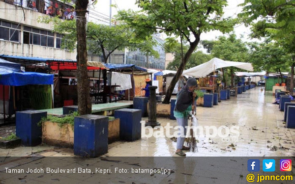 Taman Jodoh Boulevard akan Disulap Jadi Pusat Kuliner - JPNN.COM