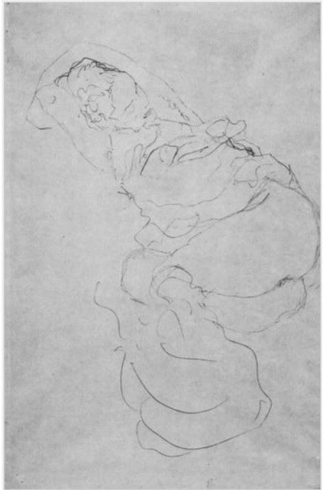 Gustav Klimt erotica sensual11