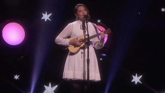'America's Got Talent': Deaf Singer Mandy Harvey Praised as a 'Miracle Worker' Following Emotional Performance