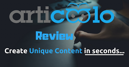 Articoolo Review - Original Articles Writer | Content Generator Online Free