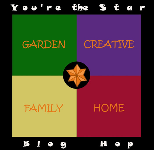 Your The Star Blog Hop: Family Week - Moms are Frugal