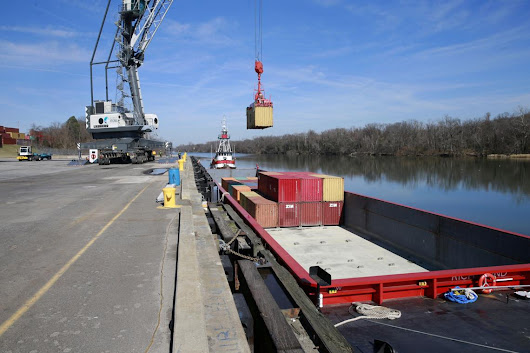New barge is latest investment in Richmond Marine Terminal's potential