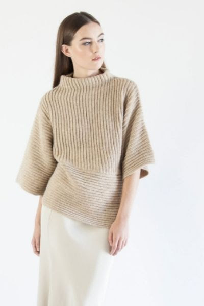 Modern Citizen Kyoto Asymmetric Sweater