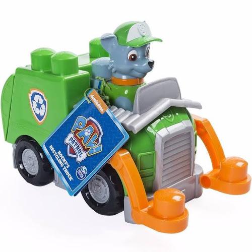 google express paw patrol ionix jr rockya s recycling truck