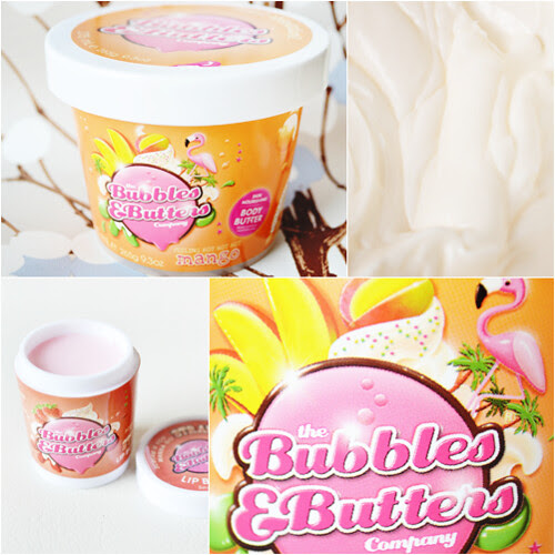 The Bubbles and Butter Company