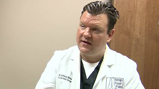 'Sole' doctor's has mission to give back