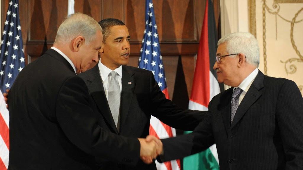 Resultado de imagen para Mahmoud Abbas y obama